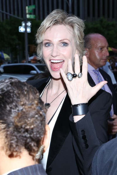 Jane Lynch at Tonys