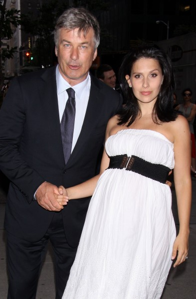 Alec Baldwin, Wife Photo