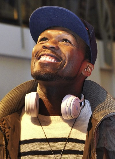 50 Cent Smile