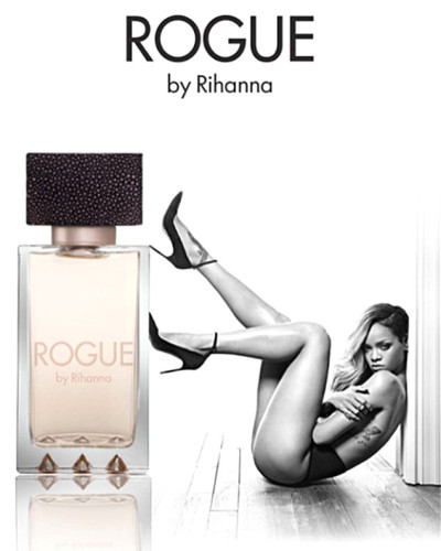 Rihanna Topless For Rogue