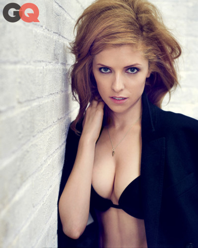 Anna Kendrick GQ Photo