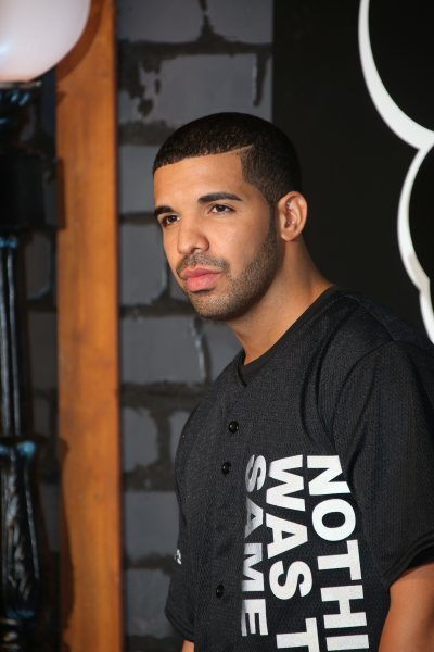 Drake at the VMAs