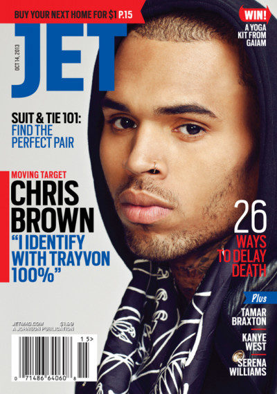 Chris Brown JET Cover