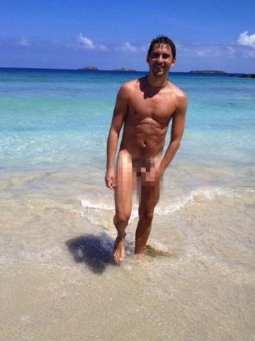 Paco León Nude
