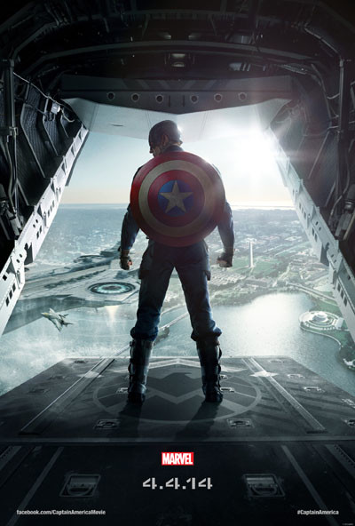 Captain America Sequel Poster
