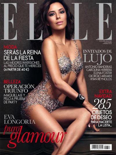Eva Longoria Naked Magazine Cover
