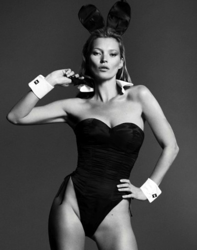 Kate Moss Playboy Photo