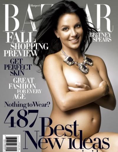 Britney Spears: Harper's Bazaar Style