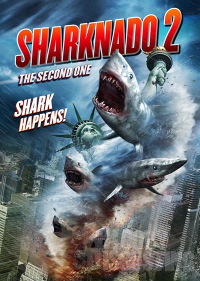Sharknado 2 Poster