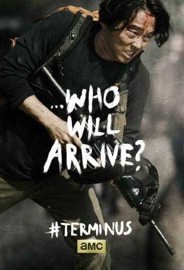 The Walking Dead Season 4 Finale Poster