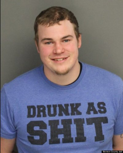 Drunk Driver Mug Shot