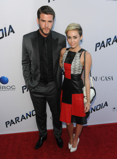 Liam Hemsworth Reaches Out to Miley Cyrus In Hospital