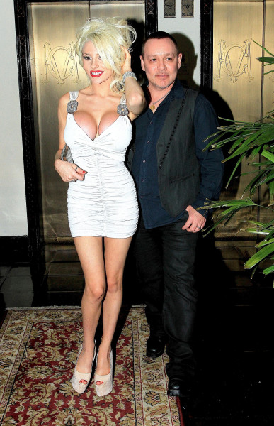 Courtney Stodden and Doug Hutchison Image