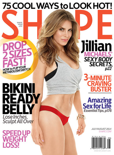Jillian Michaels Shape Cover