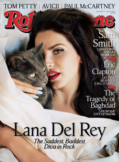 Lana Del Rey Rolling Stone Cover