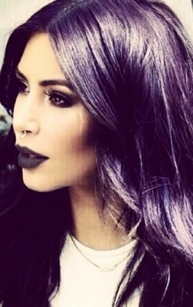 Kim Kardashian Nose Ring Photo