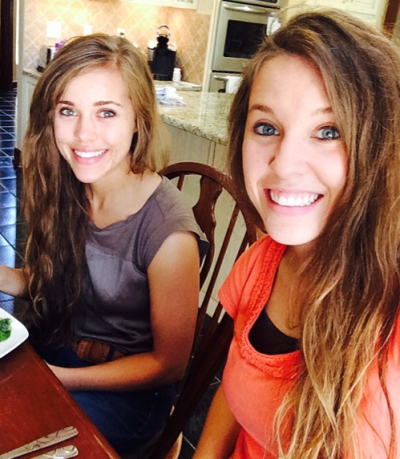 Jill and Jessa Duggar