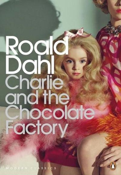 Charlie and the Chocolate Factory Cover