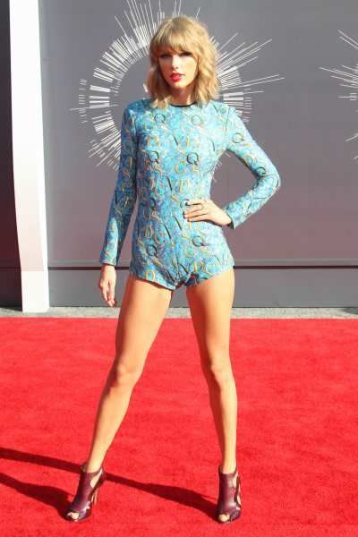 Taylor Swift at 2014 VMAs