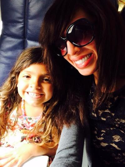 Farrah Abraham and Sophia Photo