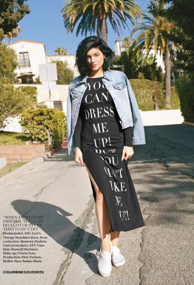 Kylie Jenner for Vogue