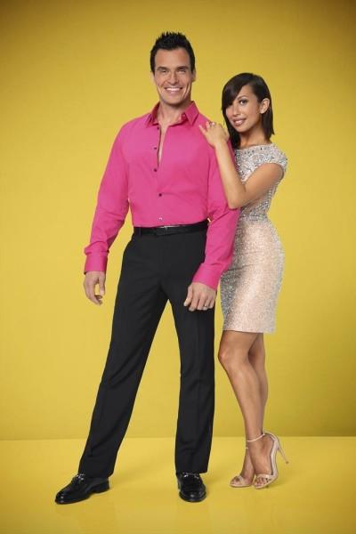 Antonio Sabato Jr.: Cheating upon Wife with Cheryl Burke?