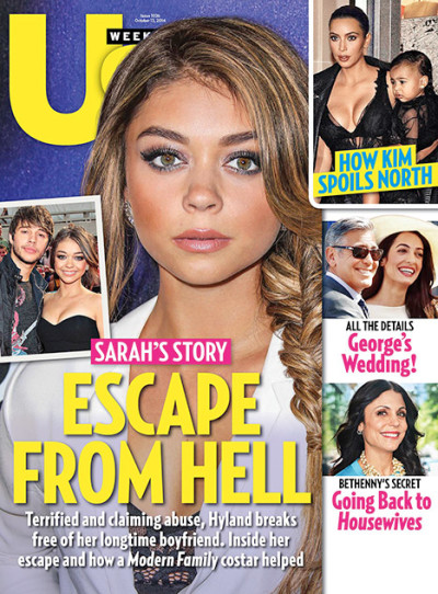 Sarah Hyland Escape From Hell
