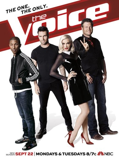 The Voice Coaches: Season 7