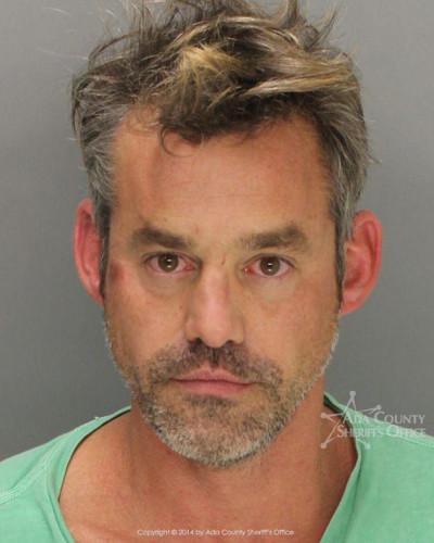 Nicholas Brendon Busted For Destruction of Property, Resisting Arrest After Drunken Disturbance