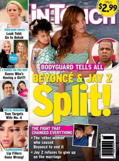 Beyonce and Jay Z Divorce Claim