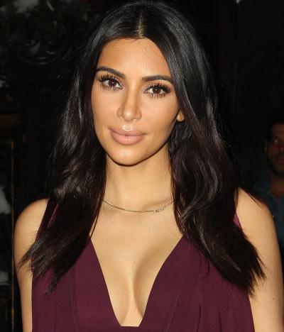 Kim Kardashian Snapshot