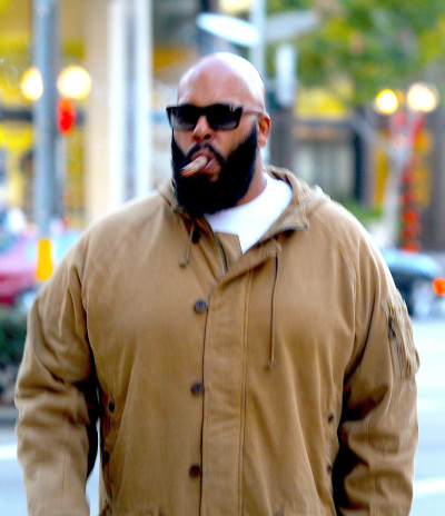 Suge Knight: Boss Photo