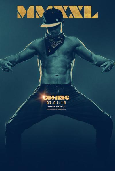 Magic Mike XXL Poster