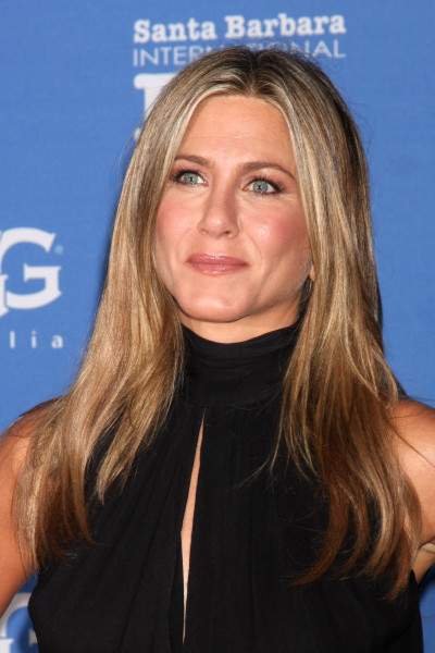 Jennifer Aniston at Santa Barbara International Film Festival