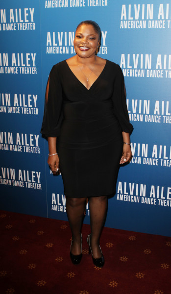 Mo'Nique at Alvin Ailey Dance Gala