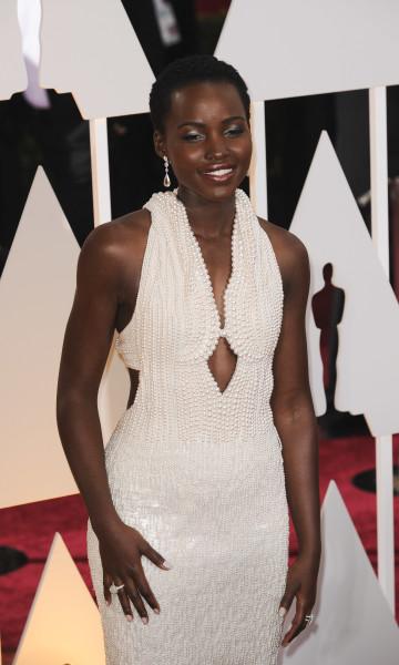 Lupita Nyong'o Oscars Dress: STOLEN!!!