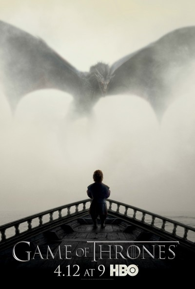 Game of Thrones Dragon Poster