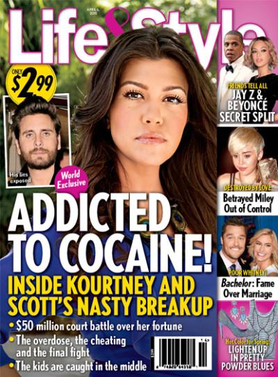Scott Disick: Addicted to Cocaine?!?