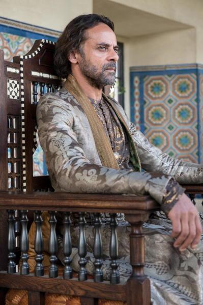 Alexander Siddig As Doran Martell