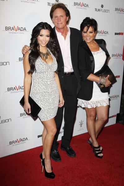 Kim Kardashian Bruce Jenner Photo